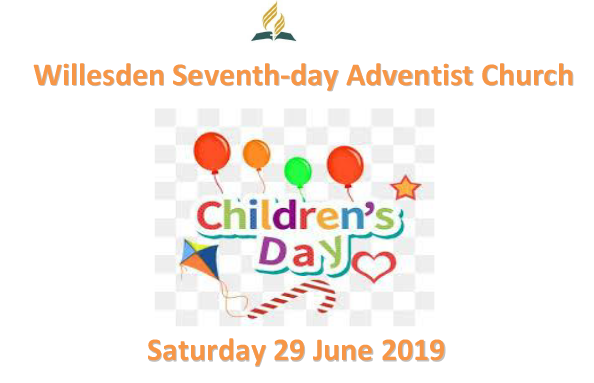29th June 2019 – Amanda Kabambe, Jahmai Mckoy-Ellis, Kiara Welch – Children's Day
