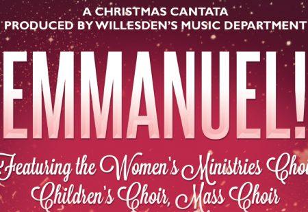 Christmas Cantata: Emmanuel